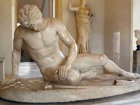 Dying Gaul, c. 220 B.C.E.