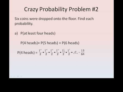 Crazy Probabilities