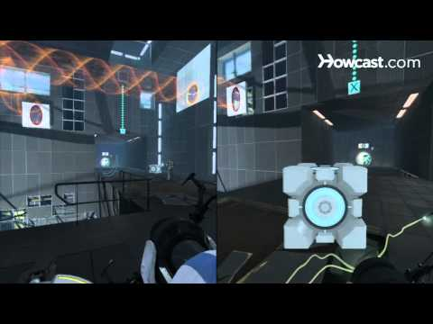 Portal 2 Co-op Walkthrough / Course 4 - Part 5 - Room 05/09