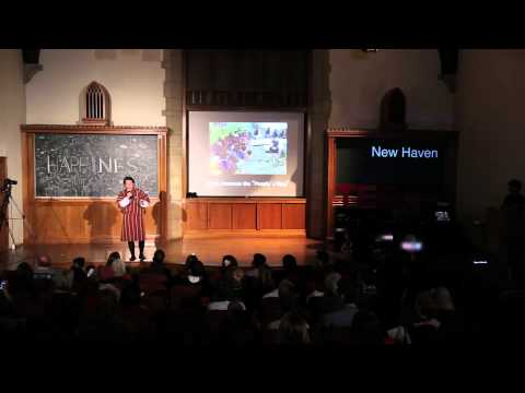 TEDxNewHaven - Nima Tshering - A Story of Gross National Happiness
