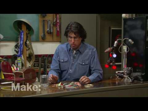 Maker to Maker - Compact Museum on Make: television