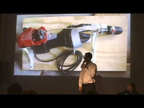 TEDxMidTownNY - Ted Southern - Why Spacesuit Gloves Hold the Key to the Future of Humanity