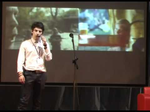 TEDxIBEuropeanSchool - Lorenzo Sharangia - Georgian-Russian war from different perspectives