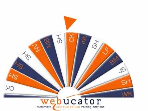 Webucator Student Raffle June 13