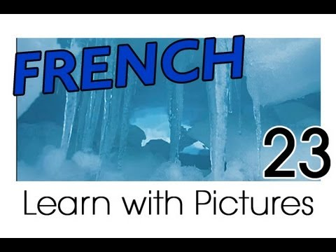 Learn French - French Winter Vocabulary