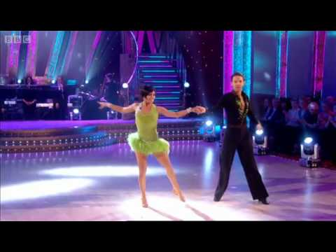 Matt and Flavia's Salsa - Strictly Come Dancing - BBC