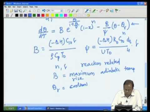Mod-05 Lec-34 Parametric Sensitivity