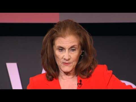 TEDxWomen --  Suzanne Braun Levine