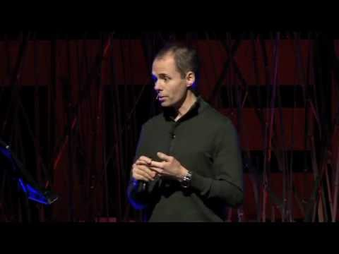 TEDxOU - Ken Parker - Community + Technology Enhances Education