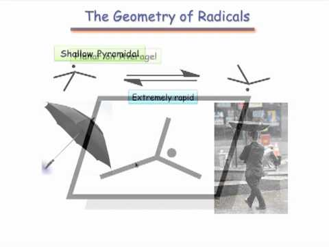 Radical Geometry & Fishhook Arrows
