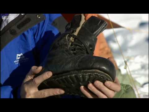 Hillary Everest Climb Footwear - Race for Everest - BBC
