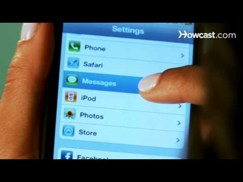 Quick Tips: How to Turn on the iPhone 4's Character Count