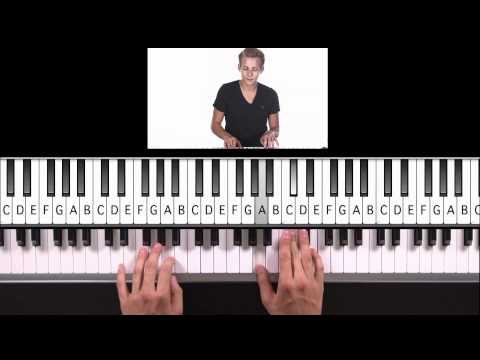 "How to Play ""Chiquitita"" by ABBA on Piano"
