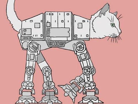 Imperial Cat Walker, PinSanity