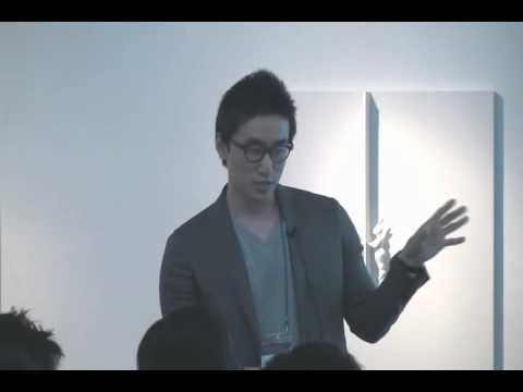 TEDxGangnam - Lee  Daeu - My Life is Design nomad