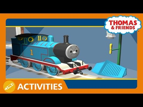 Thomas & Friends: Seeing in the Dark Play Along