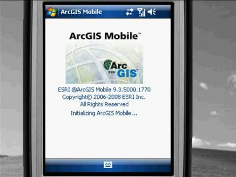 ArcGIS 9.3:  Improve mobility using ArcGIS Mobile