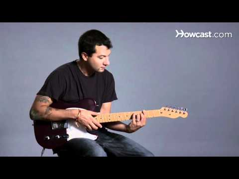 How to Play Guitar: Beginners / Barre Chords: Gmaj7