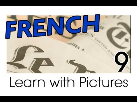 Learn French - French Bookstore Vocabulary