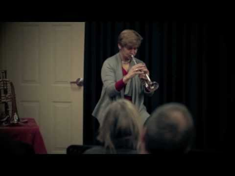 TEDxPhoenixvilleSalon - Barbara Prugh - Performance Part 1
