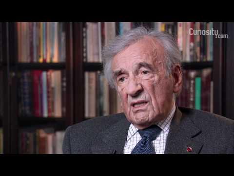 Elie Wiesel: Denial of the Holocaust