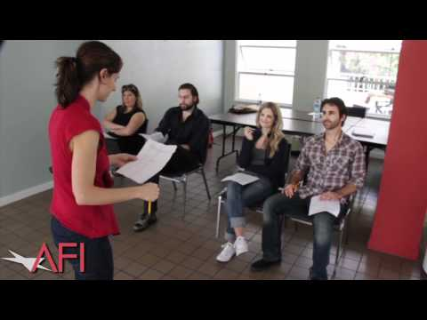 Directing Actors - AFI's Directing Workshop For Women