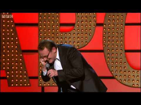 Sean Lock on wrong numbers - Live at the Apollo - BBC