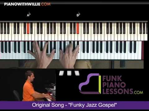 Funky Jazz Gospel - C Section