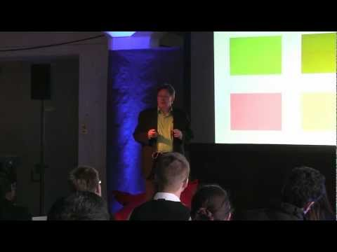 Measuring Subjectivity of Meaning:  Timo Honkela at TEDxAaltoUniversity