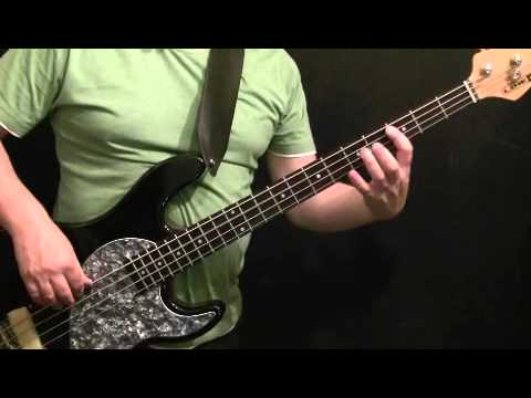 How To Play Bass Guitar to ABC by The Jackson 5 - Welton Felder