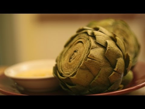 Artichoke Cooking: How to || KIN EATS