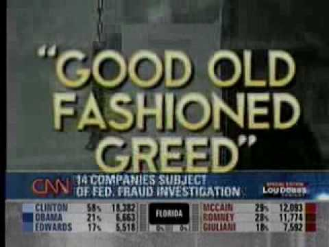 Subprime: FBI Investigates Lenders/Wall Street for Fraud
