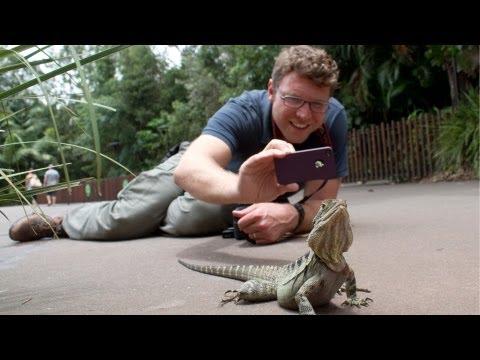 National Geographic Live! - Andrew Evans: Digital Nomad