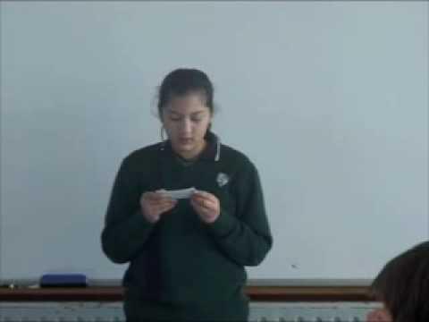 Trina Speech 2009