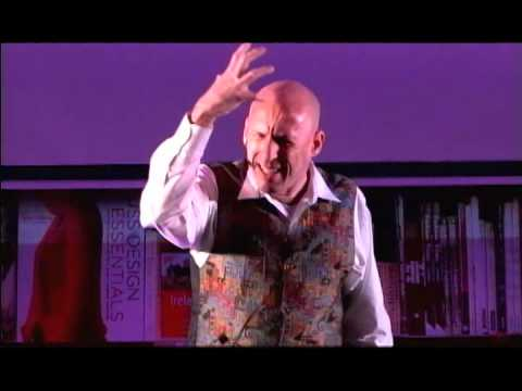 TEDxThapaeGate - Gil Alon - Creativity -- Deleting Success and Failure from our Vocabulary