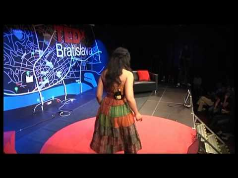 TEDxBratislava - Manj CARTHIGASER - REAL FOOD: Shaping more than just Bodies