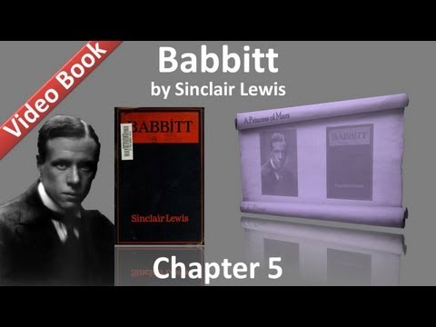 Chapter 05 - Babbitt by Sinclair Lewis