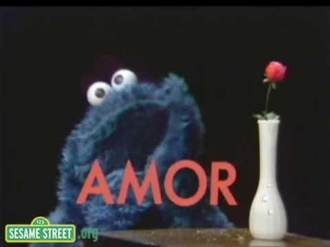 Sesame Street: Cookie Monster: Amor