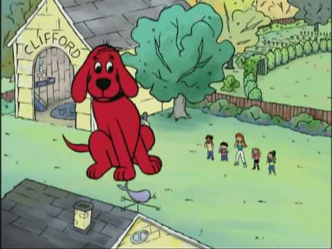CLIFFORD THE BIG RED DOG | Fan Letter | PBS KIDS