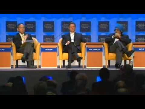 Davos Annual Meeting 2007 - Climate Change