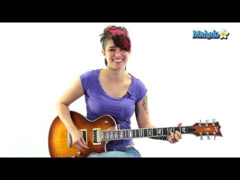 """How to Play """"Electric Chapel"""" by Lady Gaga on Guitar"""