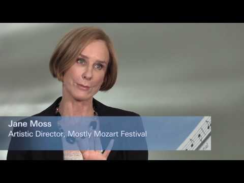 Lincoln Center's Mostly Mozart Festival 2010 Season Overview with Jane Moss