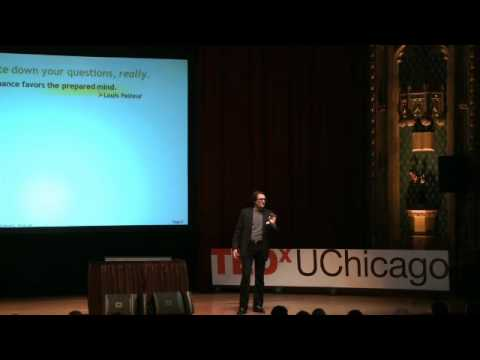 TEDxUChicago 2011 - Robert Wolcott - Innovating Your Life