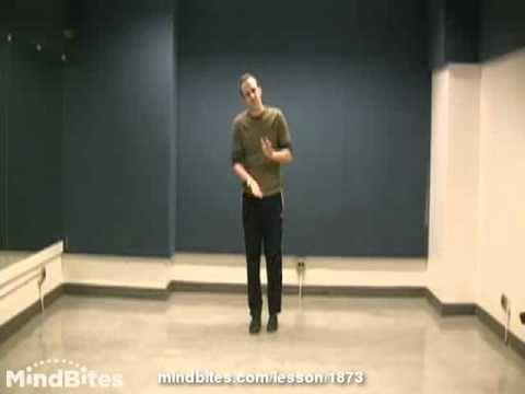 Tap Dance: EP9 Essentials - Improving your Heels