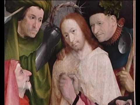 Hieronymus Bosch: 'Christ Mocked' | Paintings | The National Gallery, London