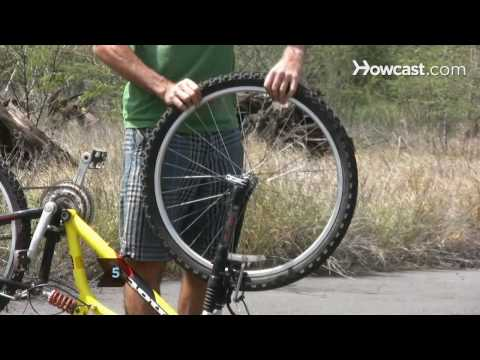 How to Fix a Bike Flat Without a Patch Kit