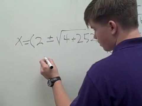 Quad Equation