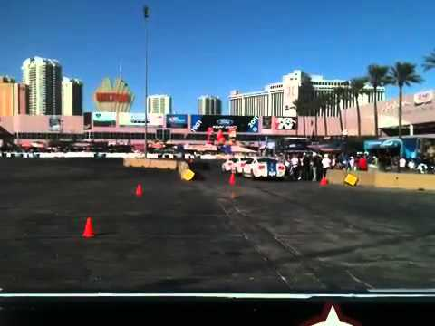 Ford Mustang Drifting - SEMA 2011 - You Gotta Check This Out...Cool Video