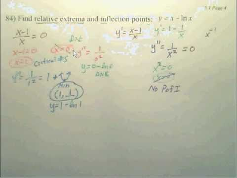 Derivatives & Integrals: Logs & Exponents (Ch 5) - Calculus