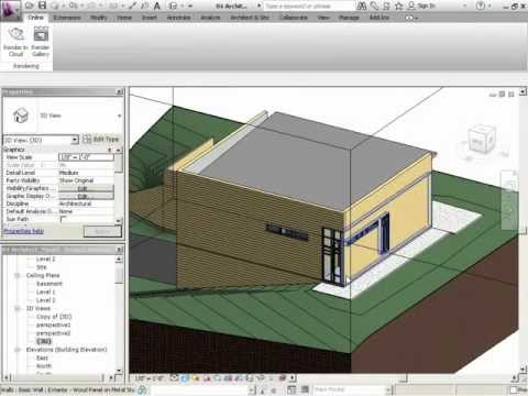 InfiniteSkills Tutorial | Revit Structure 2012 Training - Updating Changes to a Revit Link